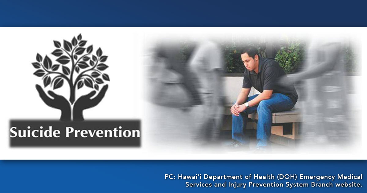 Statewide Virtual Events Seek to Raise Awareness of Suicide Prevention