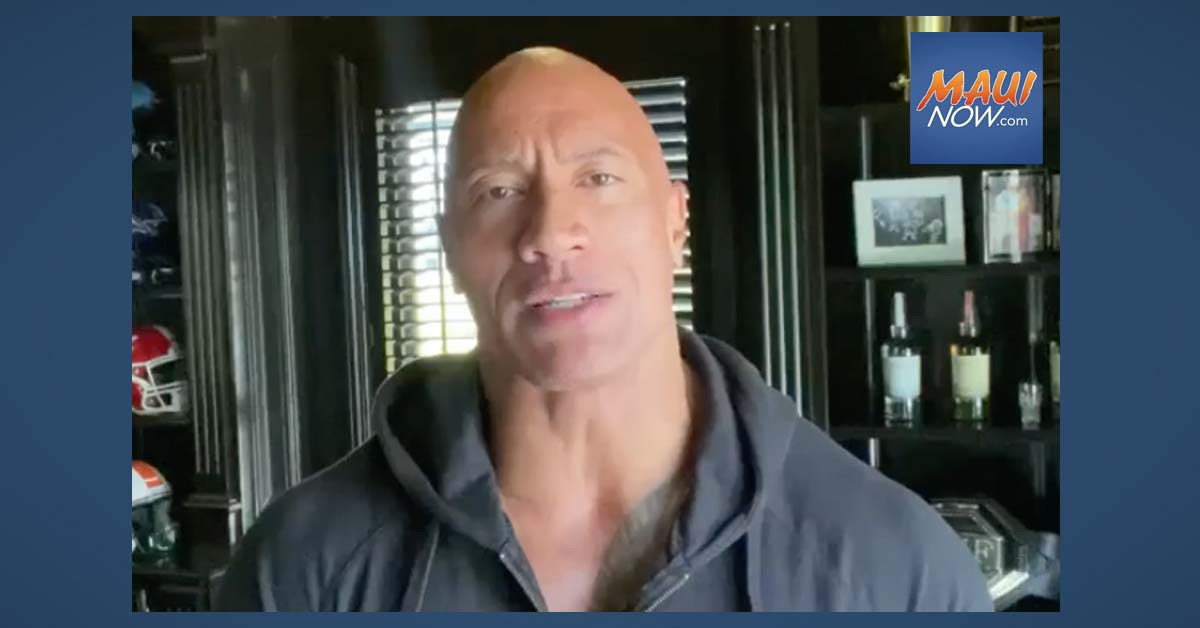 "Dwayne ""The Rock"" Johnson Says His Family, Himself Included, Tested Positive for COVID-19"