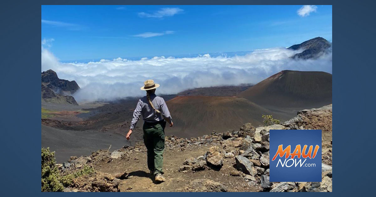 Haleakalā Increases Access by Opening All Crater Trails for Day Use