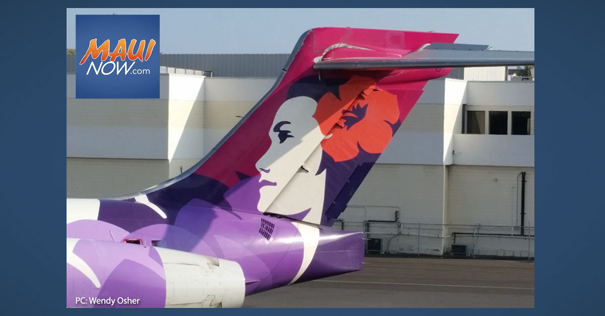 Hawaiian Airlines Opens Pre-Travel COVID-19 Testing Site at Long Beach Airport