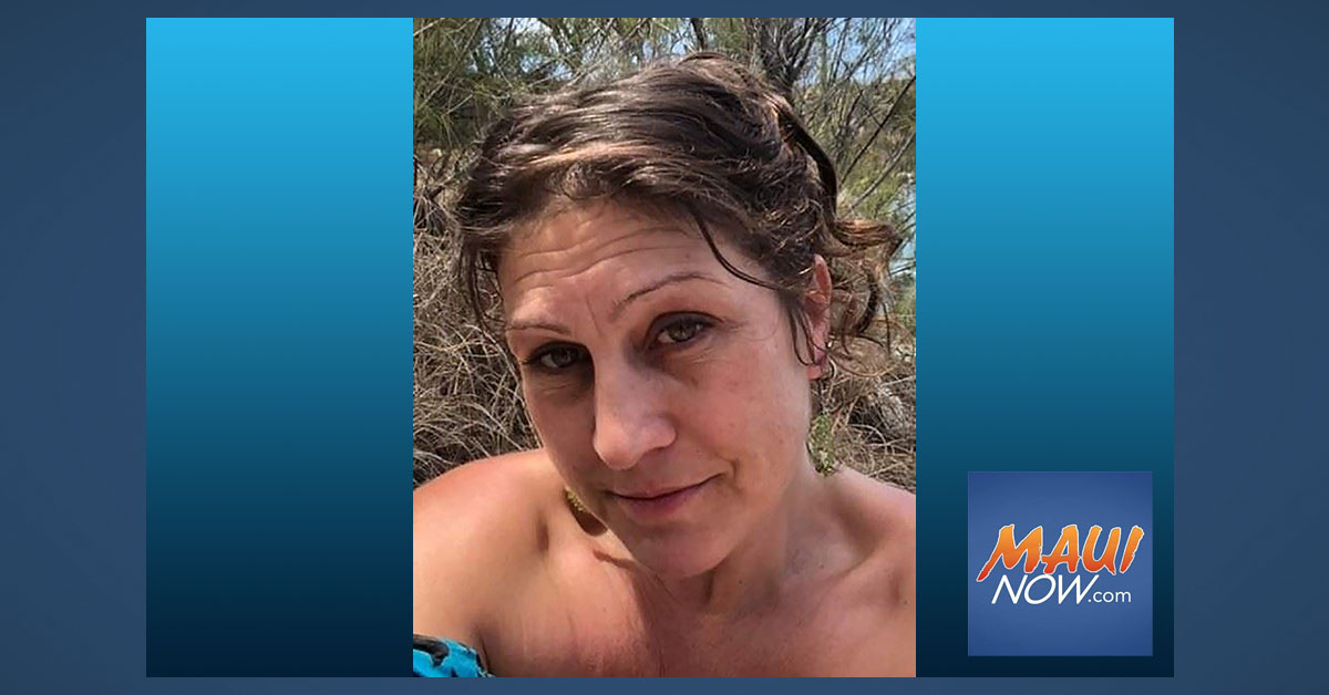 UPDATE: Missing Woman Known to Frequent Mākena Landing and Sugar Beach