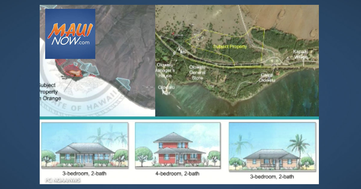 Two Hours of Testimony Received on Proposed Olowalu Development