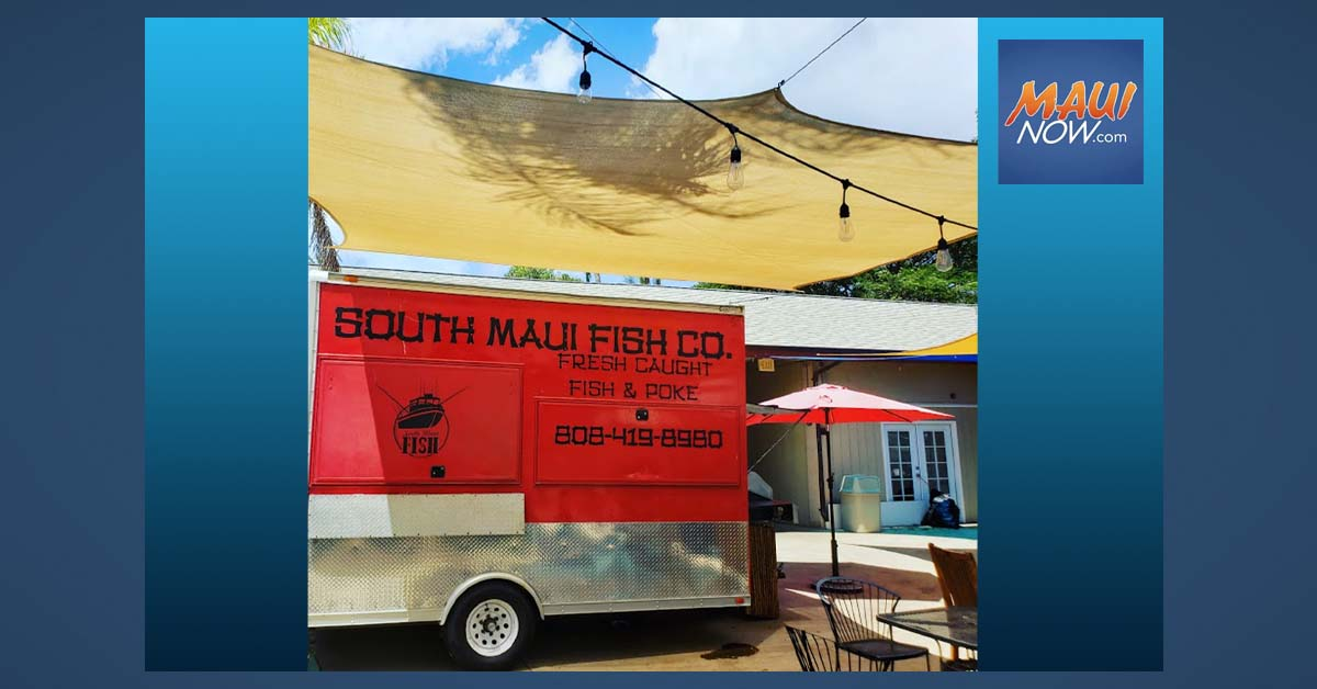 South Maui Fish Company Reopens at New Kīhei Location