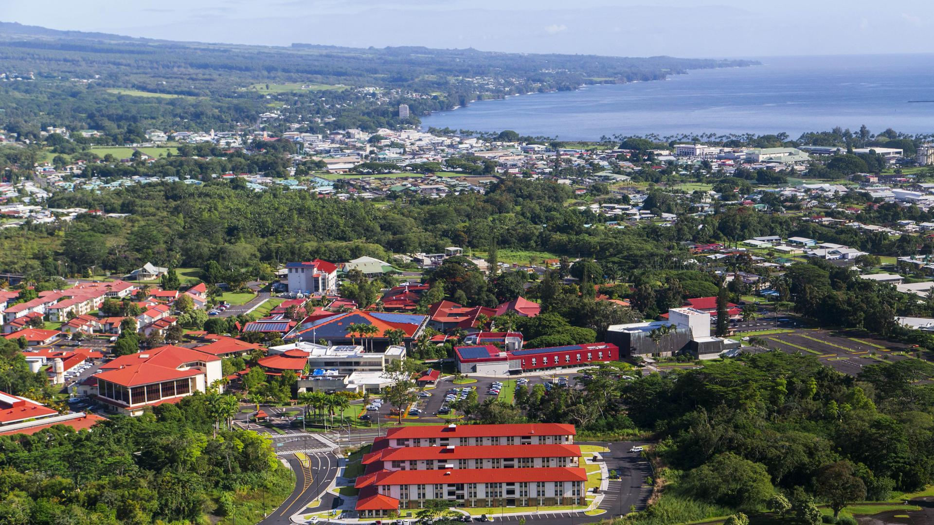 UH Campuses Earn Ranking in U.S. News and World Report