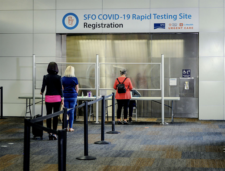 "State Adds ""Trusted Partners"" for Domestic Trans-Pacific, Inter-County Pre-Travel Testing Program"