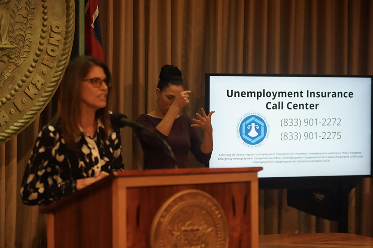 Hawaiʻi Launched New Unit To Adjudicate Unemployment Insurance Claims