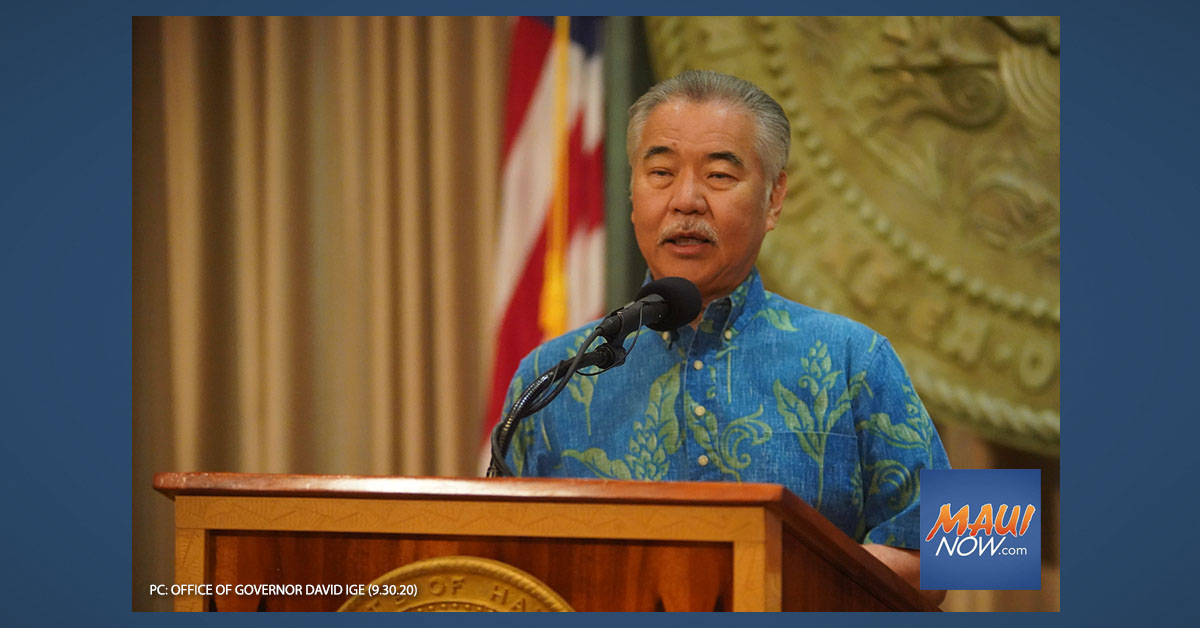 116,000 Pre-Paid $500 Hawai'i Restaurant Cards Mailed to Qualified Recipients