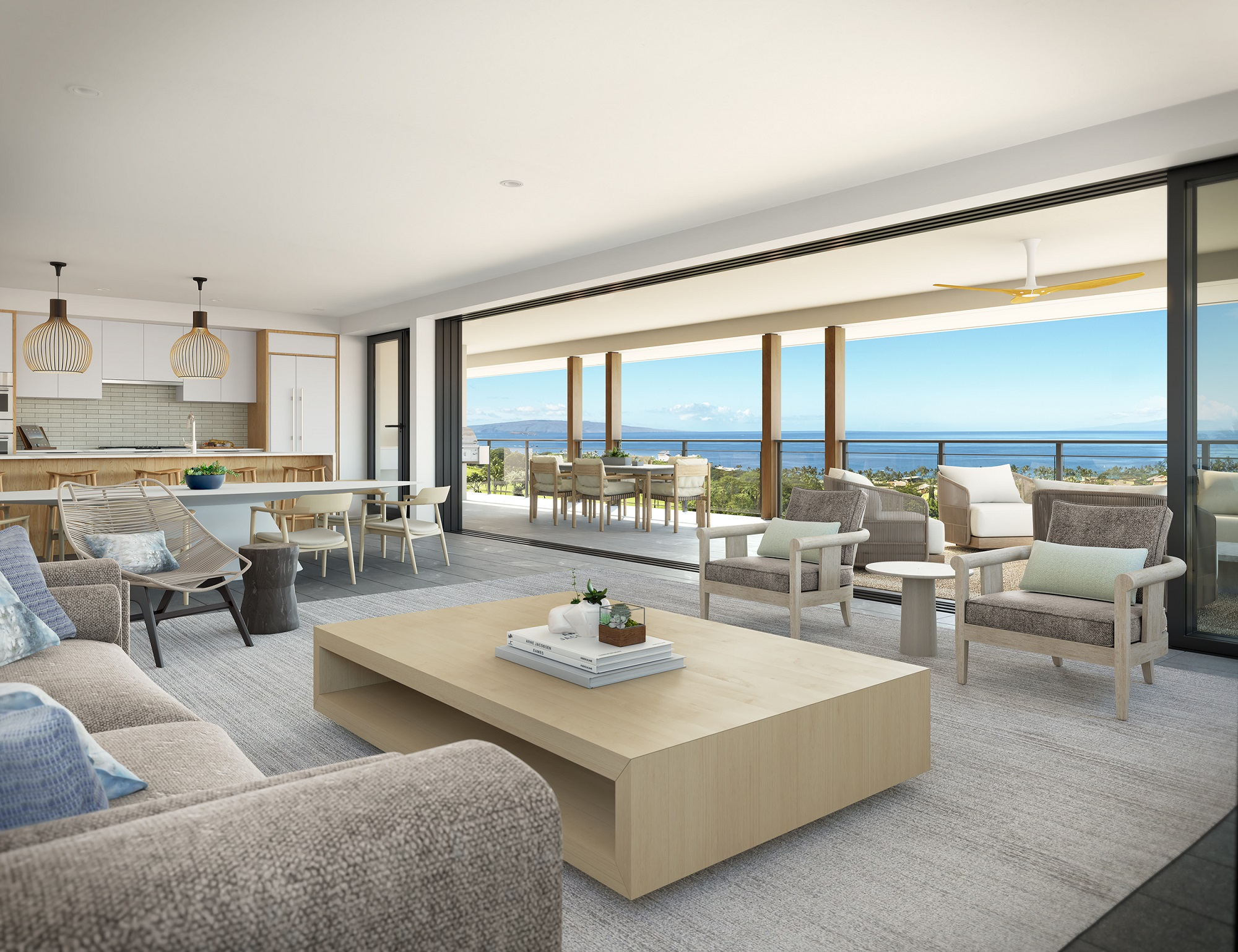 Ledcor Launches Sales at Maui's New Luxury Residential Development in Wailea