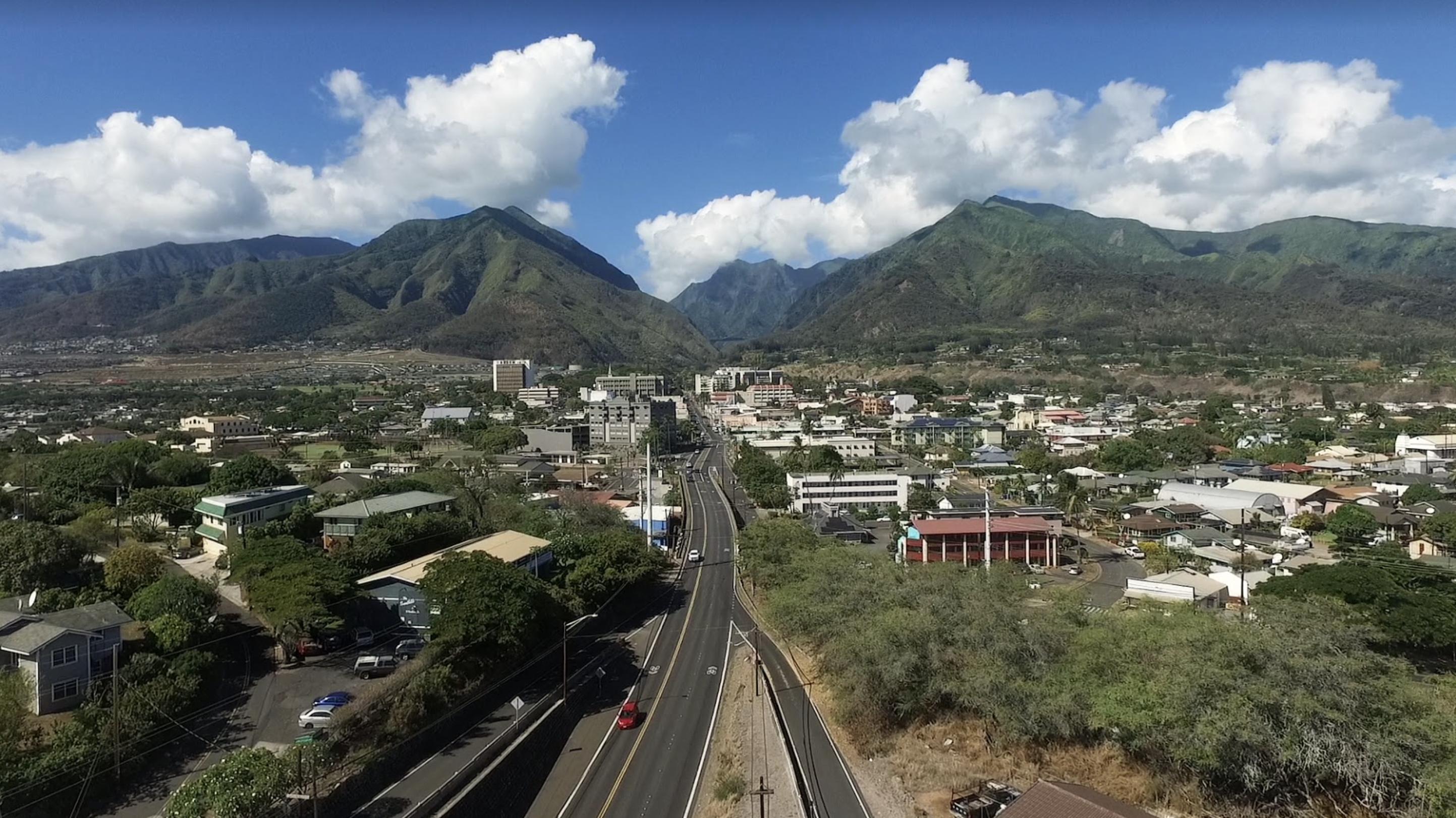 Ka'ahumanu Avenue Community Corridor Project Announced