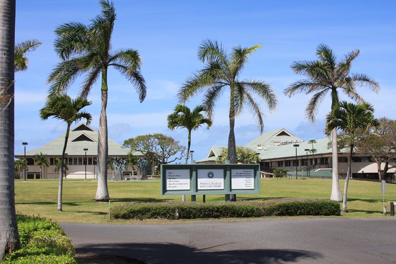 UH Maui College Enrollment Declines 1.9 Percent for Fall Semester