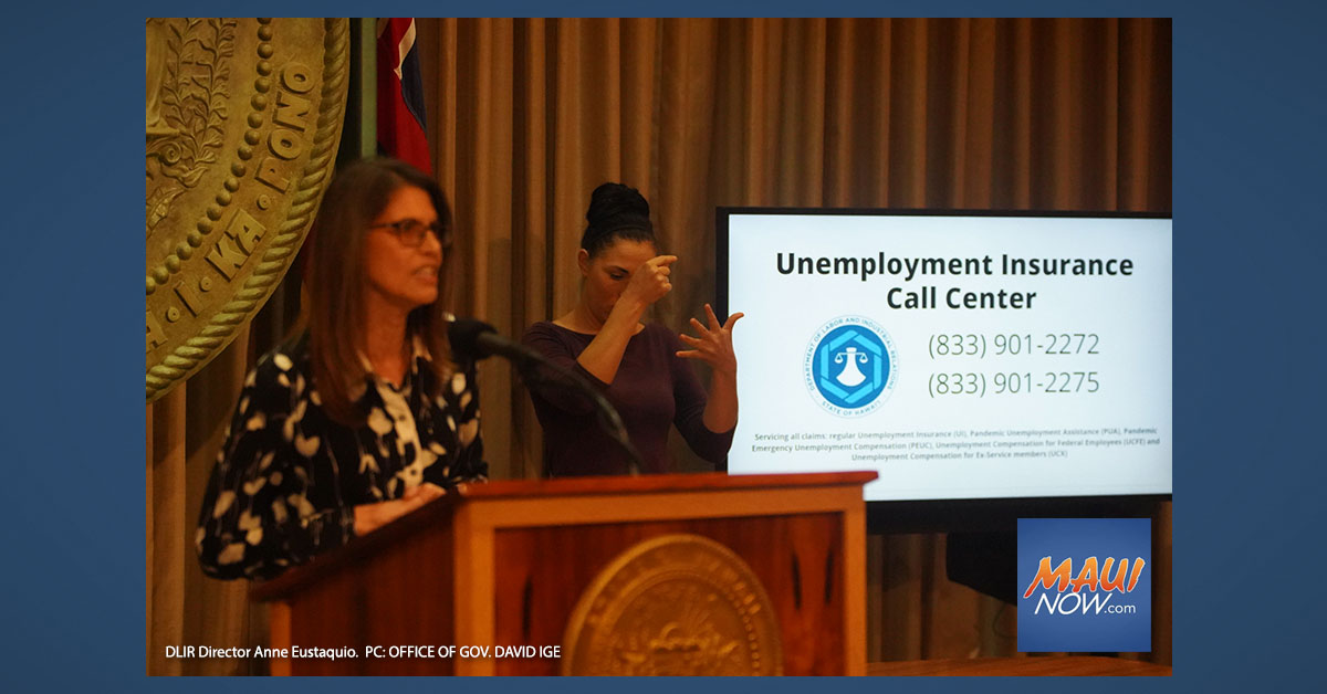 State Launches Virtual Call Center for Unemployment Insurance Claims