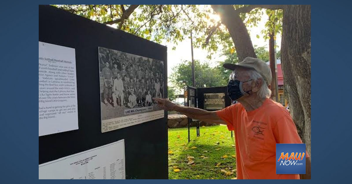 Window Into Lahaina's Past: Free Historic Photo Exhibit on Baldwin Home Lawn