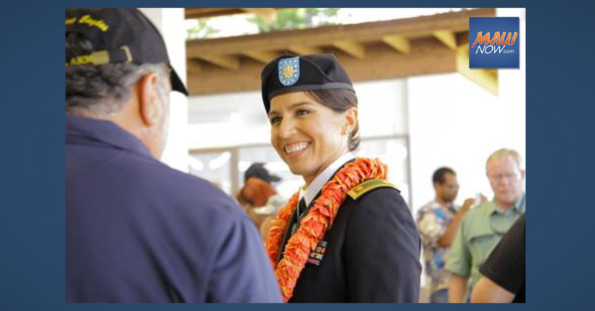 Rep. Tulsi Gabbard To Begin Four Weeks of Army Reserve Duty