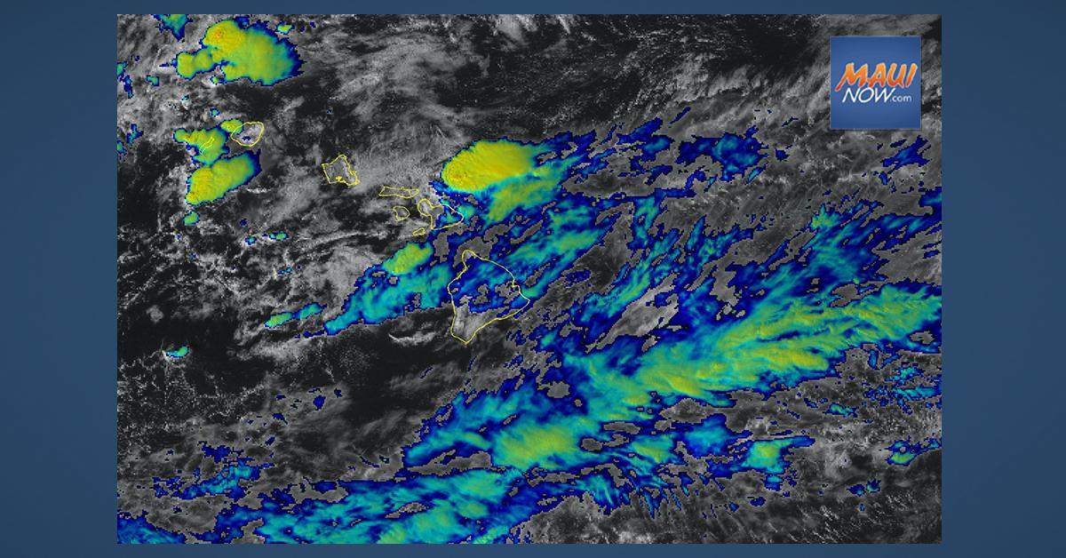 Maui Flood Advisory to 5:15 p.m. Tuesday