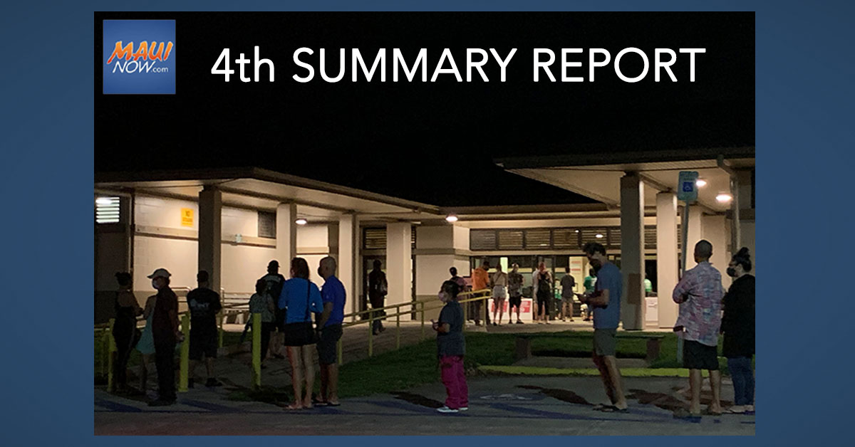Hawai'i 2020 Election Results Update