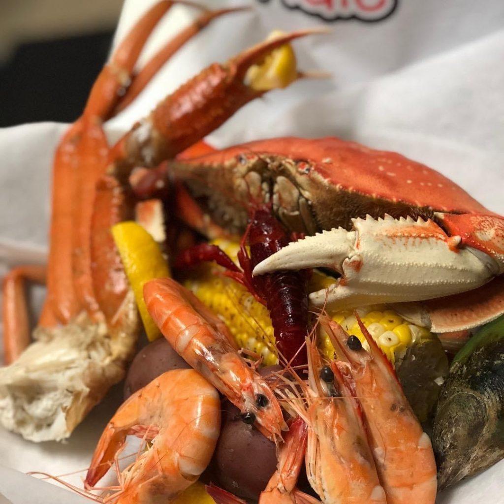 Da Shrimp Hale Seafood