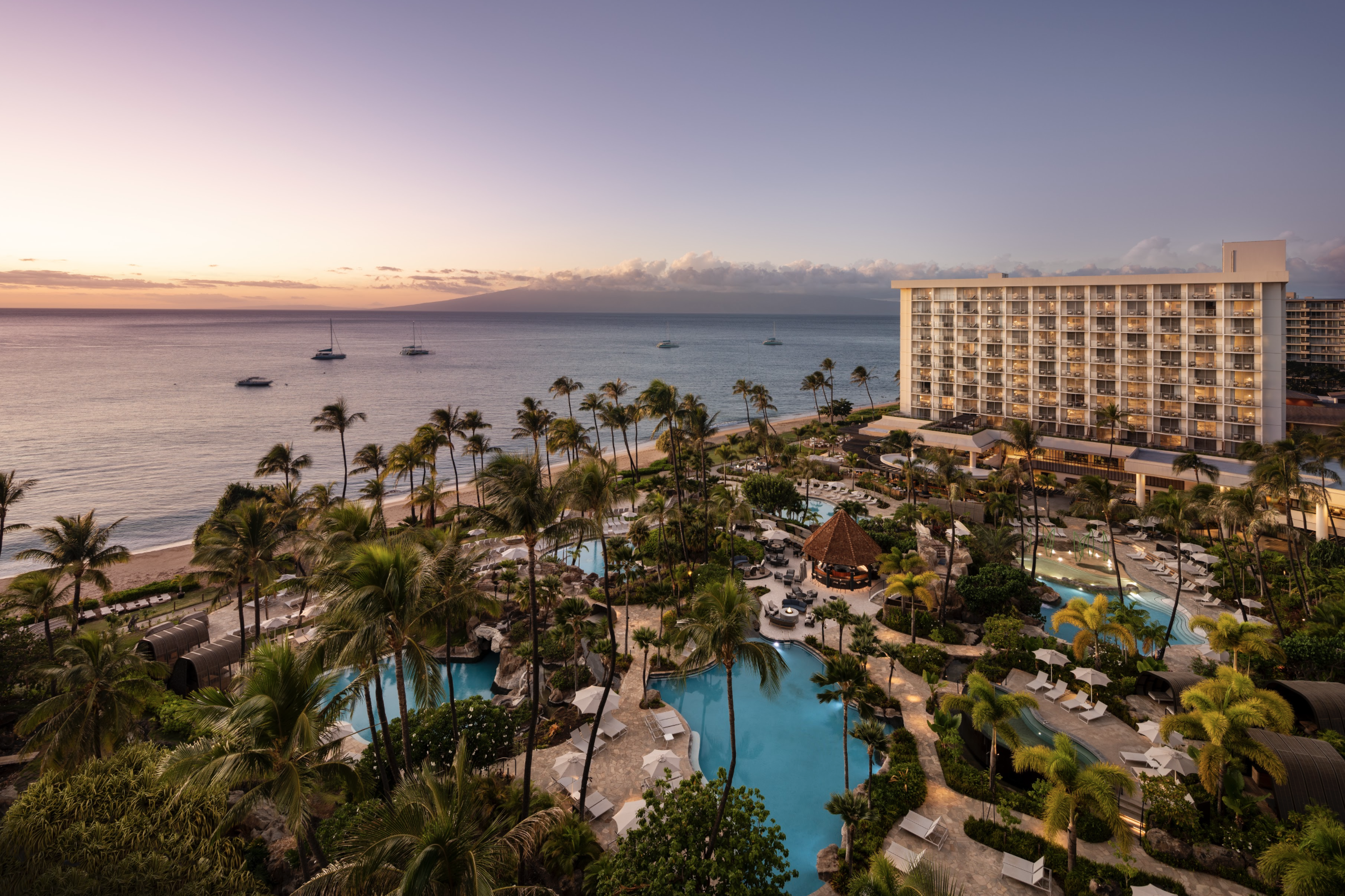 The Westin Maui Resort & Spa, Kāʻanapali Reopens Nov. 12