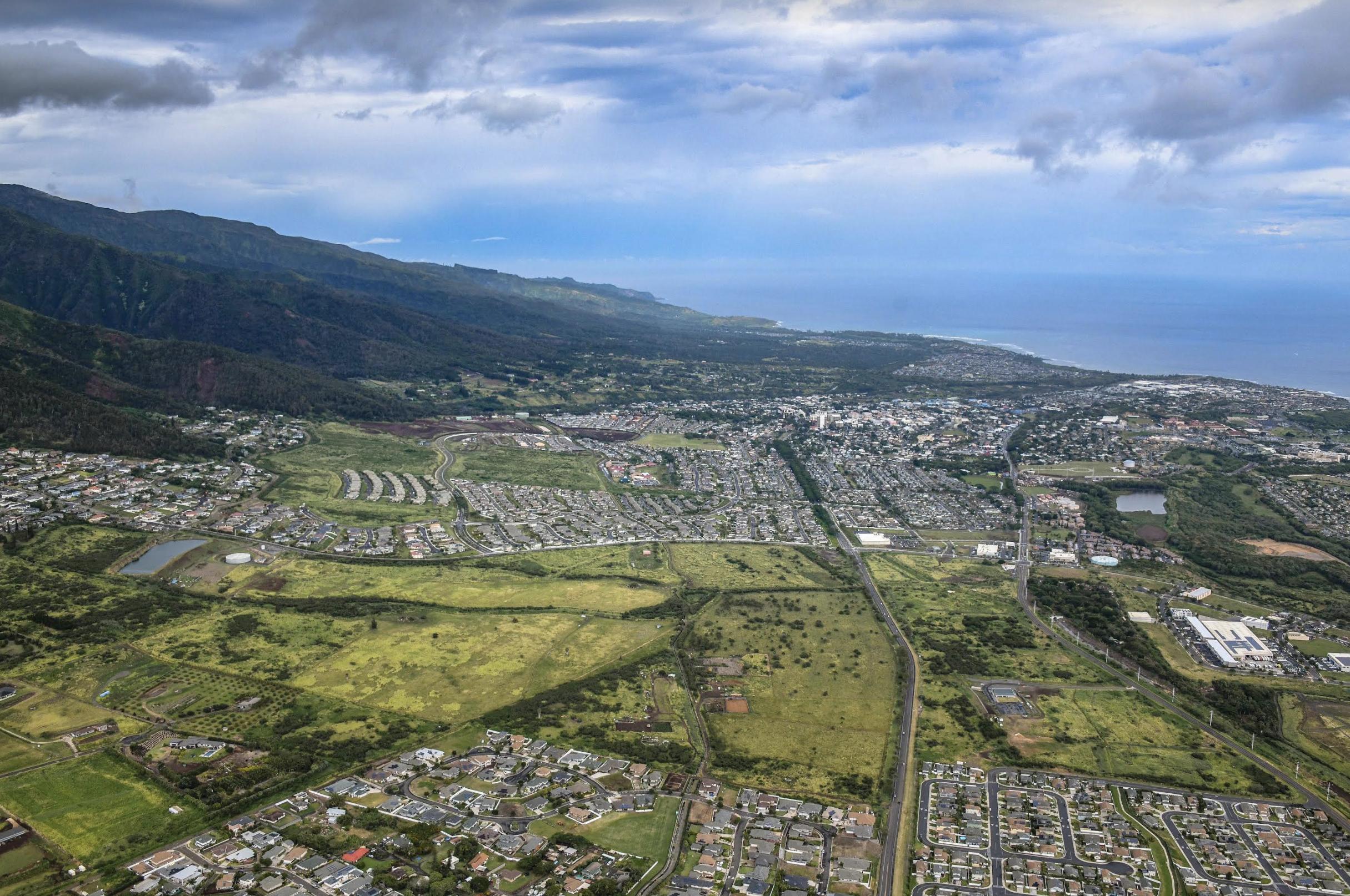 DHHL Publishes Final EA for Pu'unani Subdivision on Maui