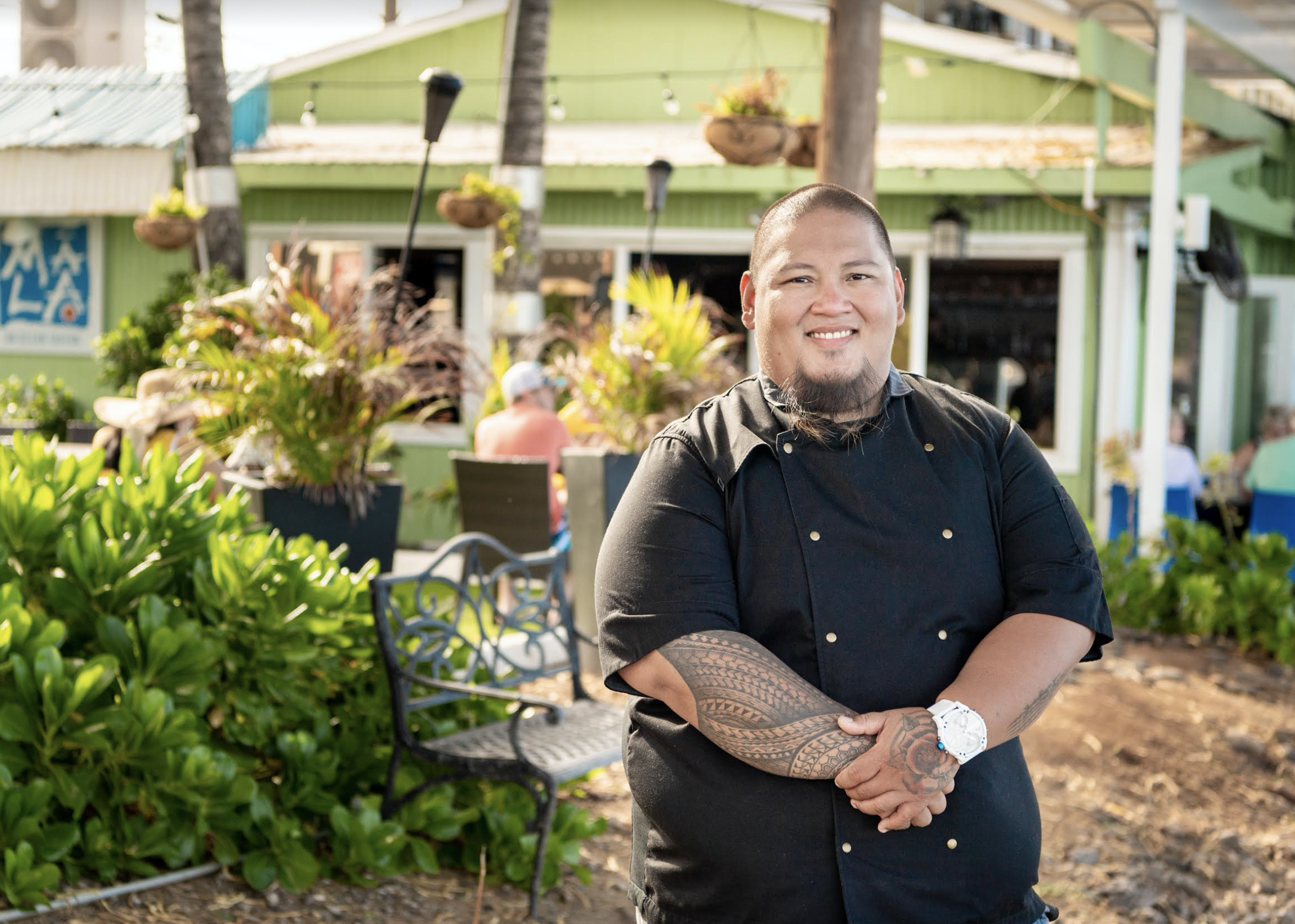 Chef Alvin Savella Named Executive Chef for West Maui Restaurant Group