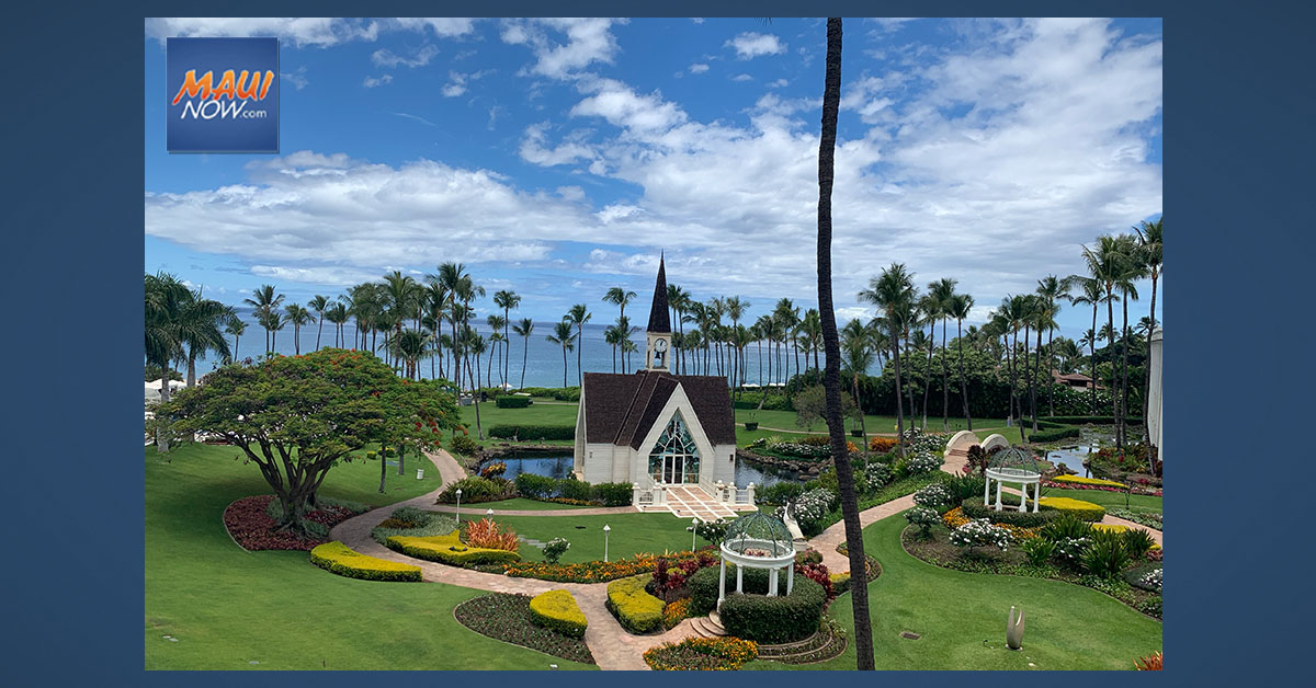 Mainland Couple Grants $400,000 to Help Grand Wailea Workers on Maui