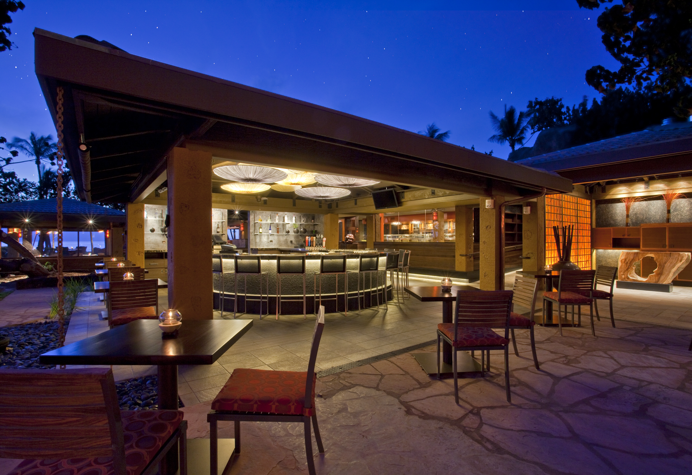 Japengo Restaurant at Hyatt Regency Maui Resort and Spa Reopens