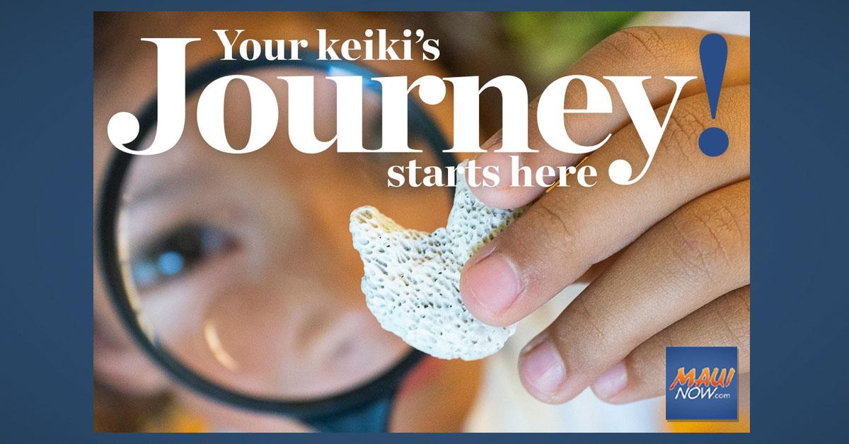 Kamehameha Schools Preschool Program Applications Available Nov. 1