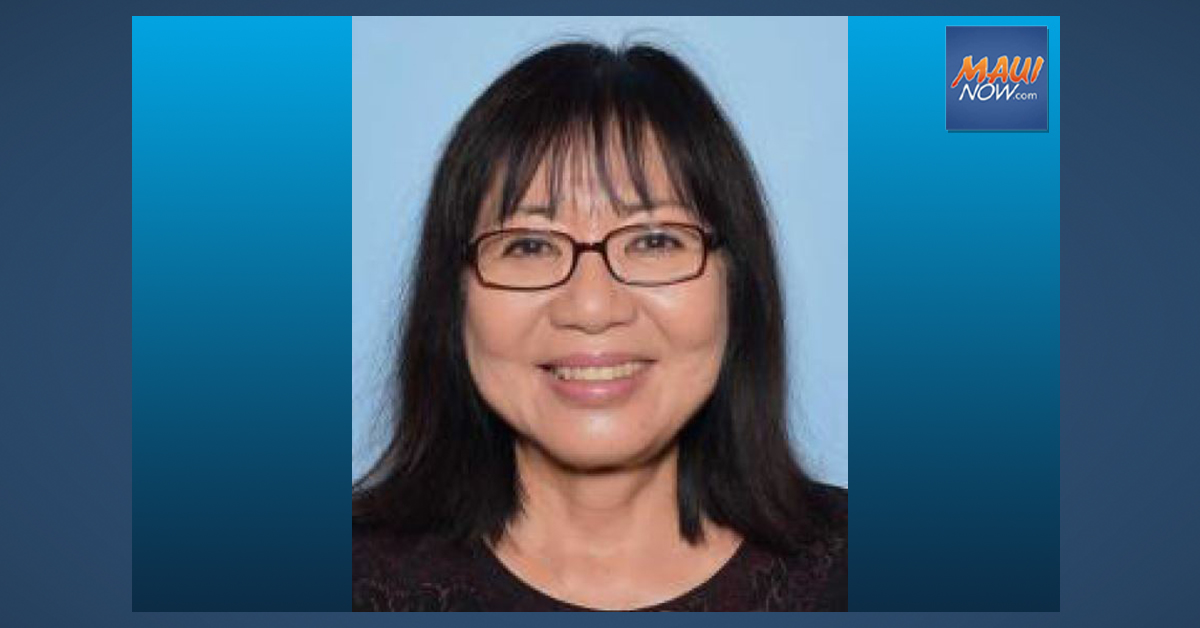 UPDATE: Maui Woman Reported Missing by Family Member is Located in Good Health