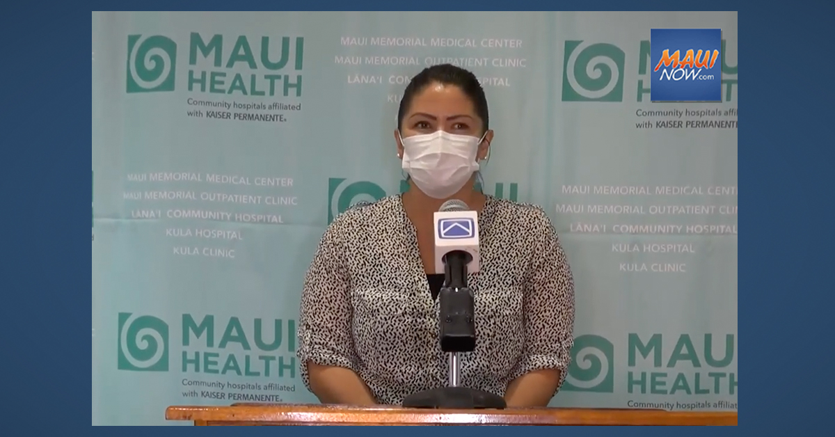 "Op-Ed: Maui Health Advice ""Avoid a Superspreader Gathering this Thanksgiving"""
