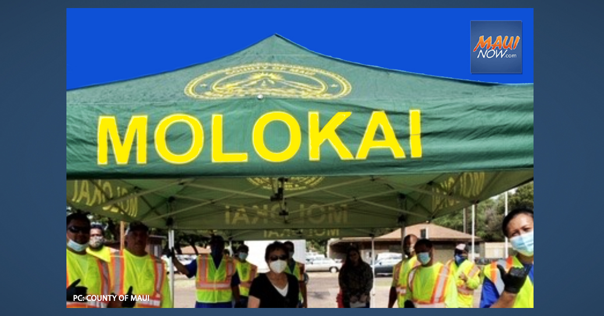 Moloka'i Voucher Recipients Can Still Collect Gift Certificates on Monday, Nov. 30