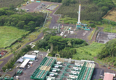 Geothermal Facility Sending Power to Hawai'i Island Grid 2-1/2 Years After Volcano Eruption Halted Operations