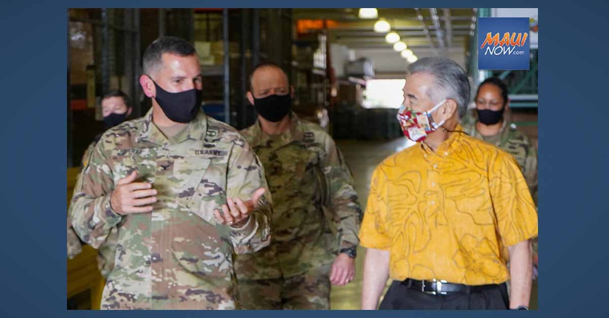 PHOTOS: COVID-19 Vaccine Arrives at Tripler Army Medical Center