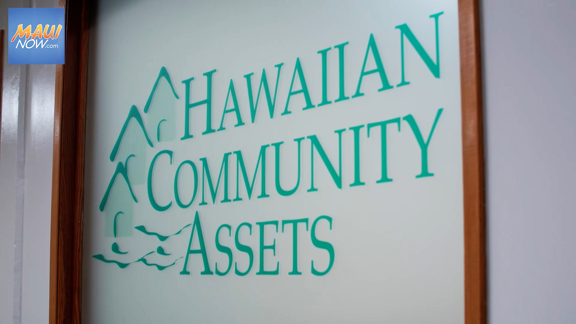 HCA Holds First Community Meeting on Maui's Comprehensive Affordable Housing Plan