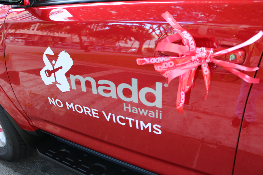 Mothers Against Drunk Driving Reminds Community About Safe Driving During The Holidays
