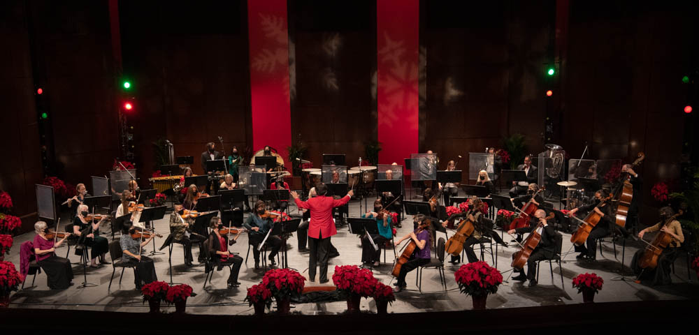 Live @ the MACC to Stream Free 2020 Virtual Holiday Pops Concert, Dec. 20