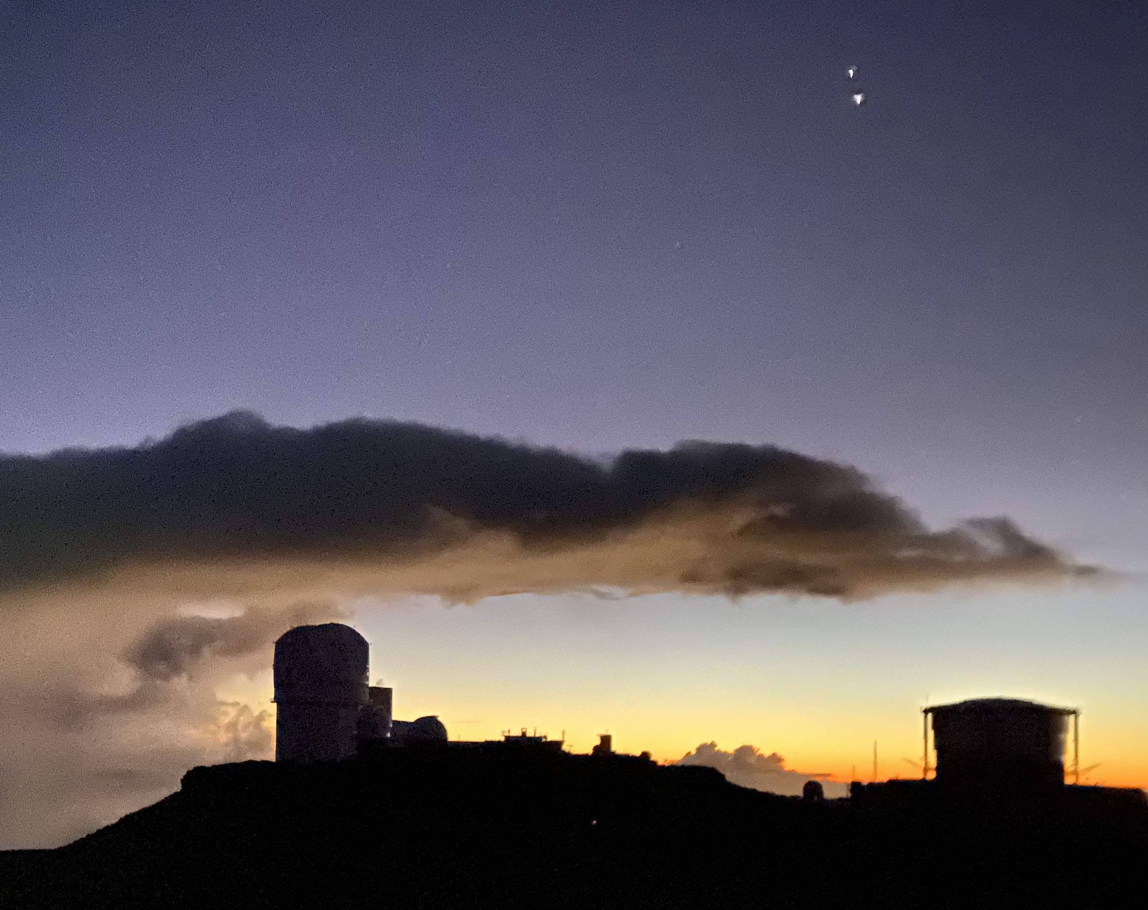 'Christmas Star' Shines Tonight with Jupiter and Saturn Last Appearing This Close 397 Years Ago