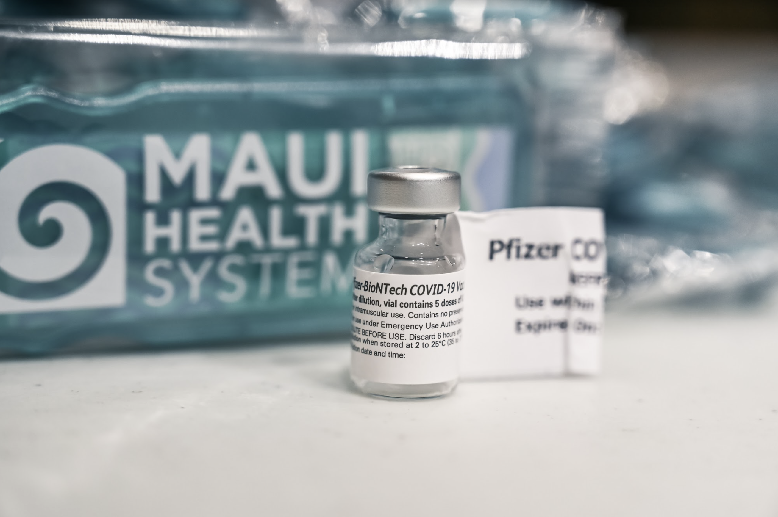 Maui Health Vaccine Clinic Appointments Now Available on VAMS for Phase 1A and 1B