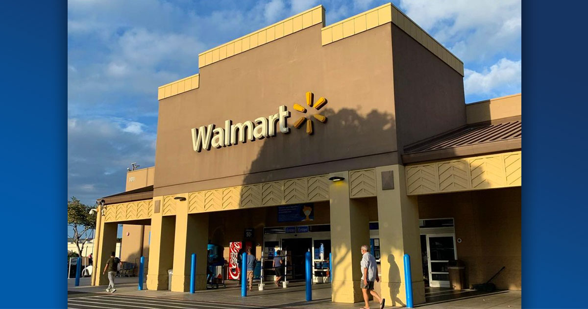 Walmart to Pay Out Over $1.8 Million in Bonuses to Hawaiʻi Associates