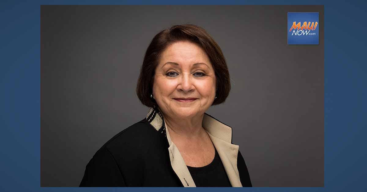 "Maui Trustee Carmen ""Hulu"" Lindsey Named New OHA Chair"