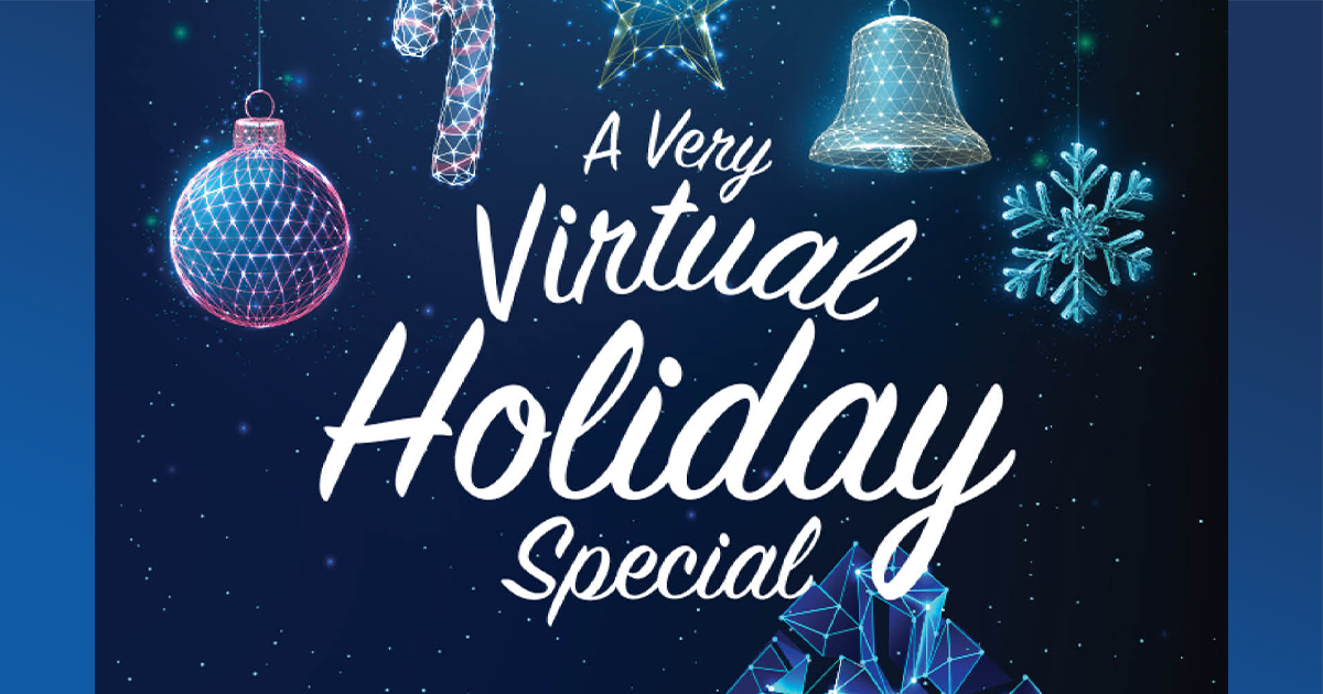 ProArts Online Presents A Very Virtual Holiday Special, a Pay-What-You-Can Show