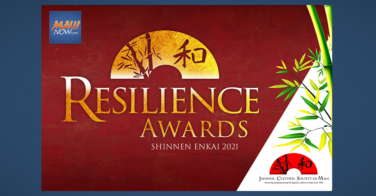 Nominations for Remarkable Individuals on Maui Sought for Resilience Award