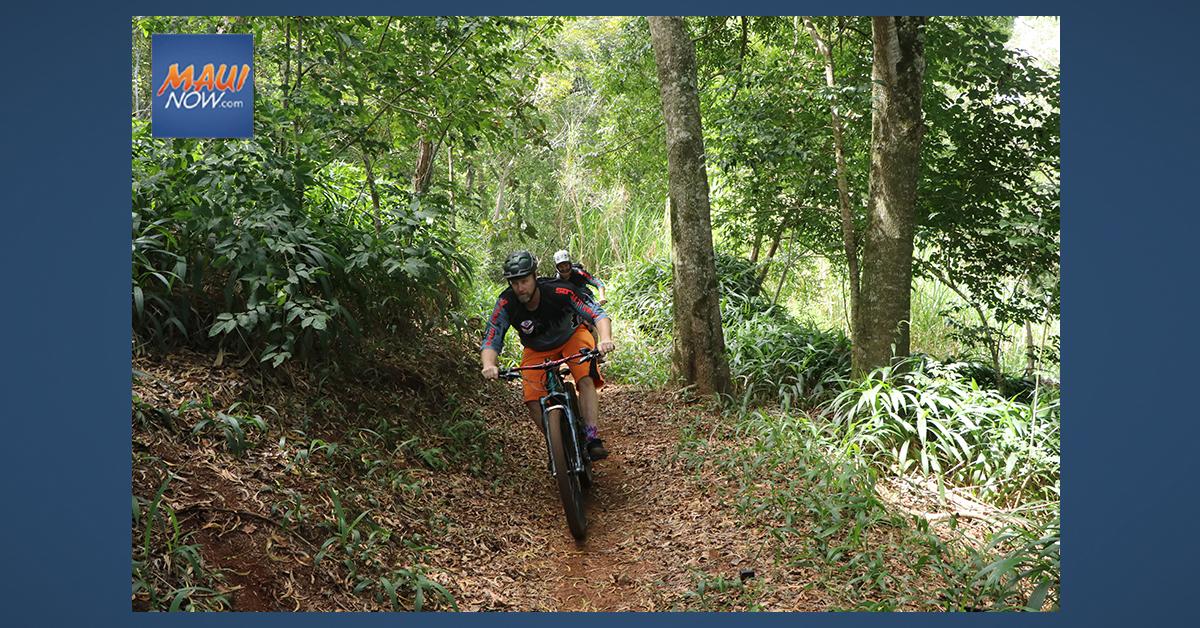 "DLNR: Kahakapao Recreation Area on Maui is a ""Hot-Spot"" for Illegal Trails"