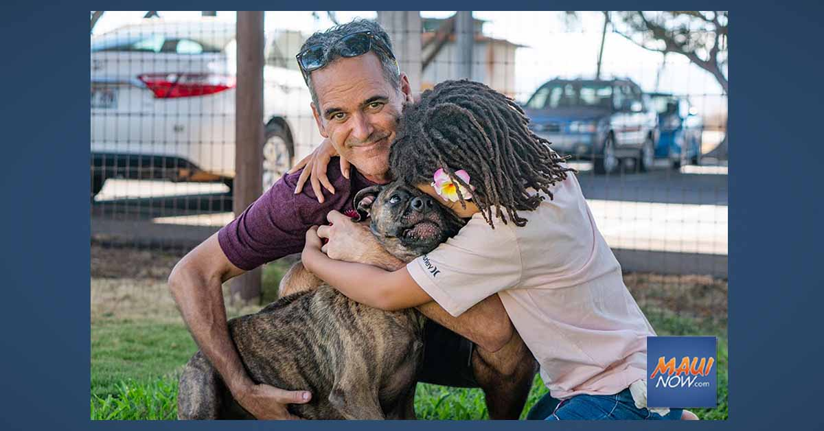 Pet Adoption Story Earns $50,000 Petco Foundation Grant for Maui Humane Society