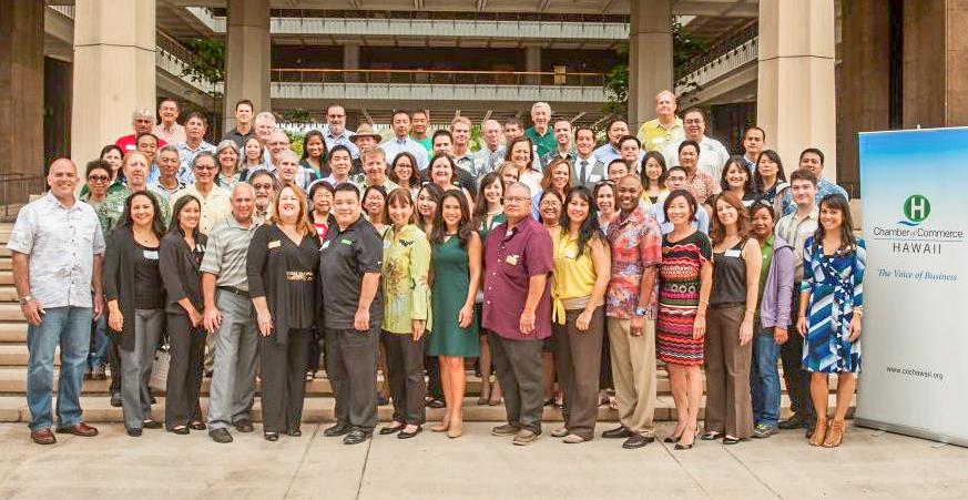 Chamber of Commerce Hawaiʻi Hosts Virtual 'Chamber Week' Jan. 19-21