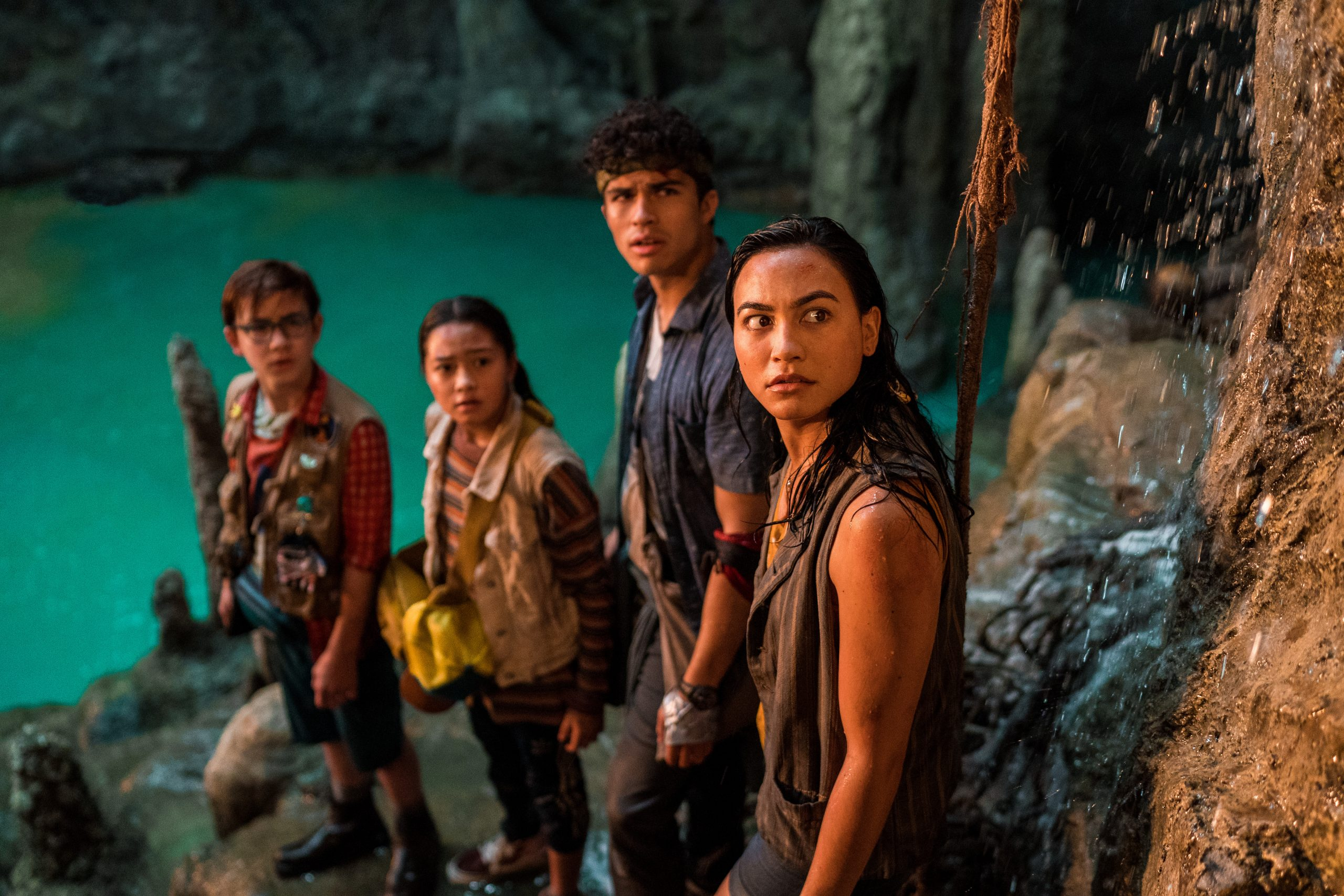 "Netflix Film ""Finding Ohana"" Premieres Today"
