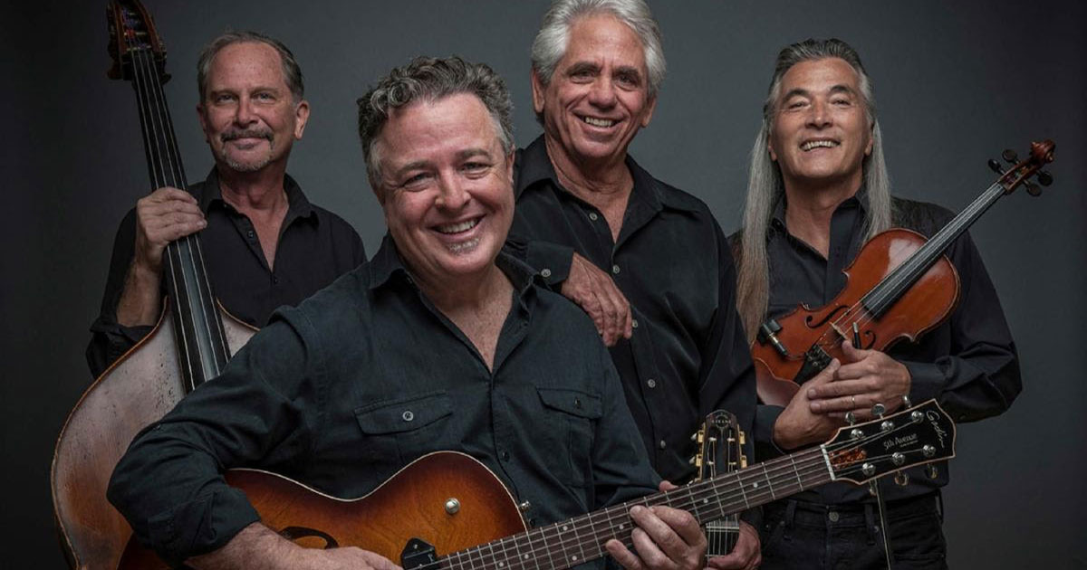 Live @ the MACC to Stream Free Gypsy Pacific Concert, Jan. 9