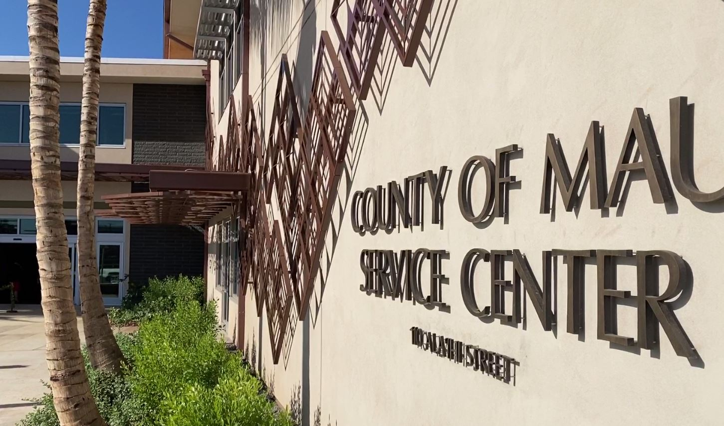 Department of Liquor Control Office to move to new Maui County Service Center