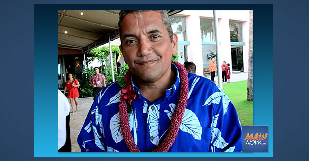 "Former Hawai'i Island Mayor ""Billy"" Kenoi Dies, Dignitaries Extend Condolences"