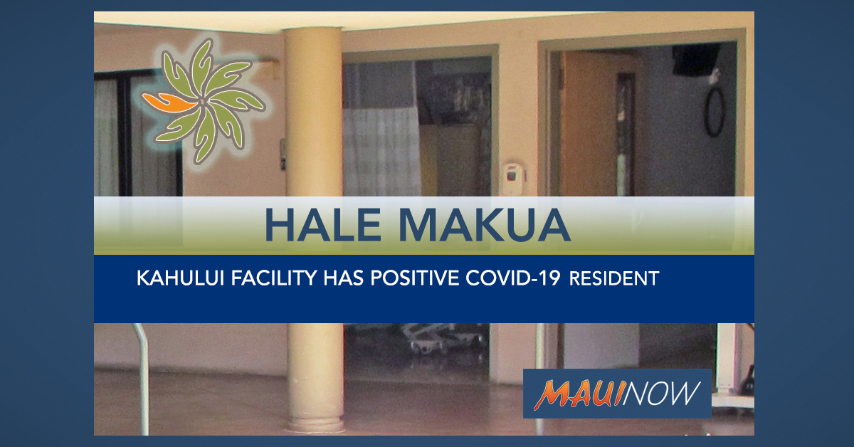 Hale Makua Health Services Confirms One COVID-19 Case