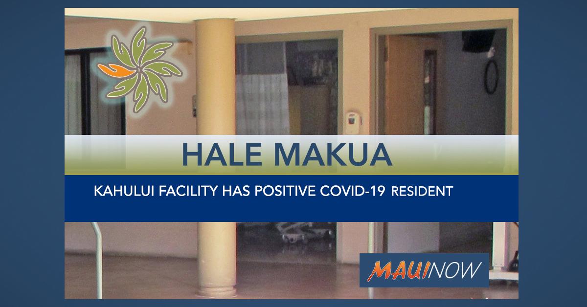 Hale Makua Health Services Confirms One COVID-19 Case