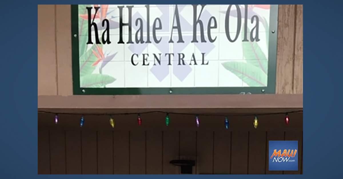 Ka Hale A Ke Ola Homeless Resource Centers Receives $95,000 Donation